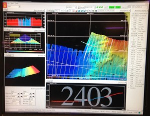 Antarctic bathymetry